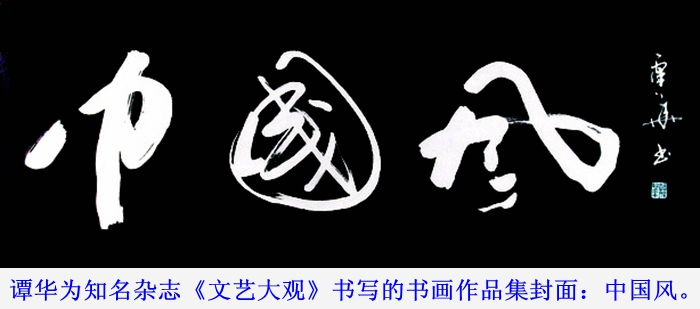 谭华书法招牌系列11